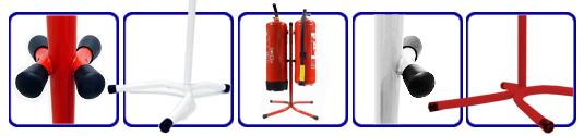 Ständer für Feuerlöscher