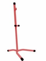 Design-Ständer einen Feuerlöscher-rot