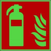 KNS Symbol, Feuerlöscher nach ISO 7010