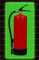 Feuerlöscher Hinterlegung (620x320 mm)