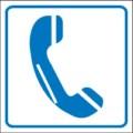 Piktogramm, Telefonzelle Restbestände vorhanden