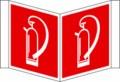 Nasenschild, Feuerlöscher nach BGV A8 F 05 sind im Shop nicht mehr erhältlich