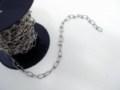 Knotenkette (vernickelt)