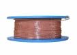 Plombendraht Perlon/Kupfer 0,50x0,30 mm - Spule 100 m
