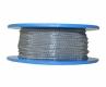 Plombendraht Perlon/Eisen 0,50x0,30 mm - Spule 100 m